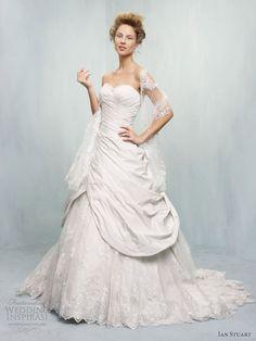 ian stuart wedding dresses 2013 montrose ball gown