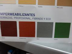 Impermeabilizante especifico para cubiertas y terrazas