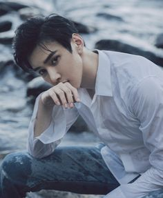 Handsome Actors, Handsome Boys, Asian Actors, Korean Actors, Dragon Day, Song Wei Long, Korean People, Dramas, Anime Girl Cute