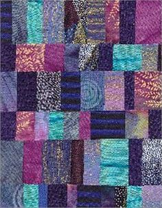 Patchwork Inspiration - looks like something I could handle!