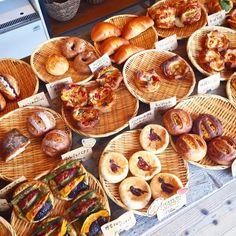 Food Business Ideas, Japanese Bread, Street Food Market, Bread Shop, Cafe Menu, Thing 1, Food Menu, Deli, Bread Recipes