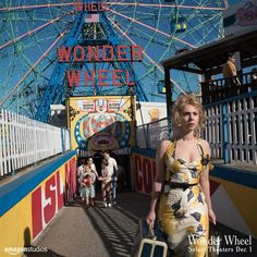 Trailer, clips, images and poster for Woody Allen's WONDER WHEEL starring Kate Winslet, Juno Temple, Justin Timberlake and Jim Belushi. Woody Allen, Kate Winslet, Juno Temple, Justin Timberlake, Midnight In Paris, Coney Island Amusement Park, Oscar Films, Eugene O'neill, Studios