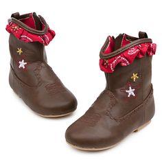 "Jessie boots ""Toy story"" - Disney Store"