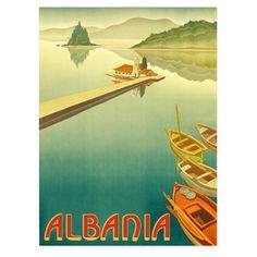 Albania poster.