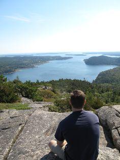 Maine, Acadia NP     Somes Sound