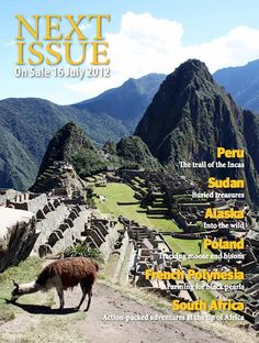 Preview of WildJunket Magazine Aug/Sep 2012 content