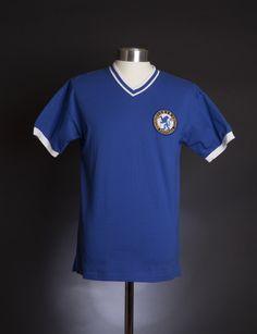 cdc3861e0 Chelsea 1960 shirt. Vintage ...