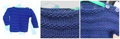 Joias de trapos: Camisola de verão em algodão para bebé (18m-24m)