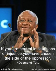 Desmond Tutu, PAUSE invites you to join our global event wherever you are to change the laws against abuse. Desmond Tutu, We Are The World, We The People, Real People, Inspire Me, Life Lessons, Quotes To Live By, Quotations, Best Quotes