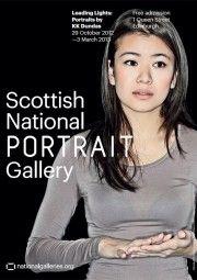 EDINBURGH: Scottish National Portrait Gallery - KKDundas Photo portraits of RSAMD Alumni to 3 Mar http://www.nationalgalleries.org/whatson/exhibitions/leading-lights#