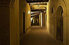 Nelle mura di Morro D'alba