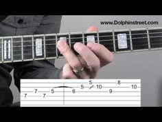 ▶ Billy Gibbons style lick - YouTube
