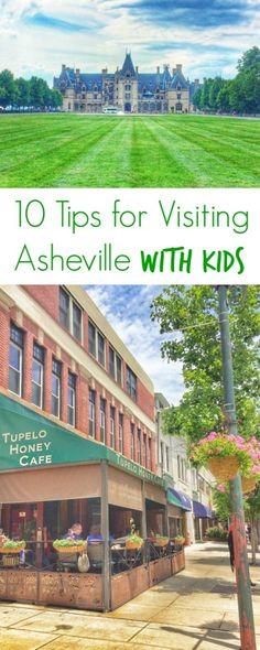 10 Tips for Visiting Asheville with Kids - The Lemon Bowl