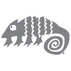 Cameleon - Dieren(kids) - Muurstickers - ApplePie Design