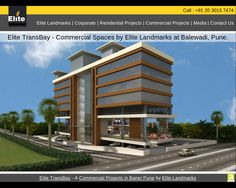 Commercial Projects in Baner Pune