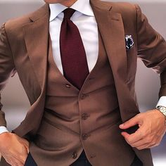 Brown Hues #Gentlemen