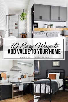 Don't let your home just take money from you! These 10 Easy Tips will help y… Don't let your home just take money from you! These 10 Easy Tips will help you to Add Value to Your home and make the most of your investment! Pin: 667 x 1000 Cheap Kitchen Decor, House Interior, Diy Home Improvement, Diy Home Decor, Home, Home Renovation, Indian Home Decor, Rooms Home Decor, Home Decor
