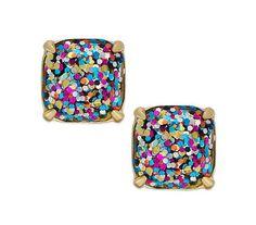 kate spade new york Boxed Glitter Stud Earrings