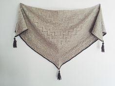 Thaliah Knitting pattern by Andrea Mowry Knit Or Crochet, Crochet Shawl, Crochet Hooks, Poncho Shawl, Christmas Knitting Patterns, Paintbox Yarn, Red Heart Yarn, Yarn Brands, Knitting Accessories
