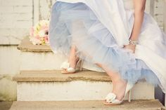 """12 Unique """"Something Blue"""" Ideas for Your Wedding 