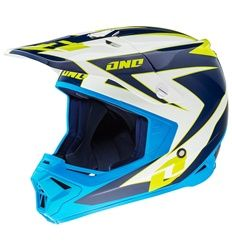 One Industries 2014 Gamma Regime Helmet