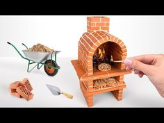 """1/"""" pouces Clay Fire briques Cuisinière Pizza 10 briques"""