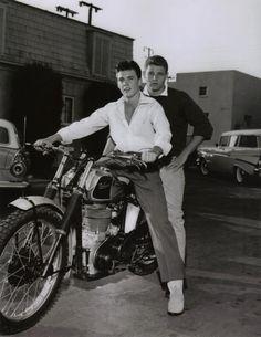 Ricky and David