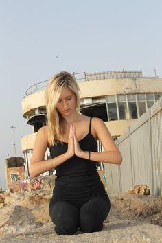 Yoga in Tel Aviv