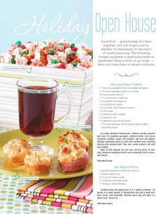 Welcome To Our Open House Cookbook Pin Your Favorite