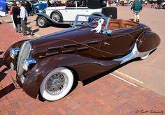 1937 Delahaye 134 M Figoni IT Falaschi | by scott597
