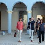 Ultiman detalles para la inauguración de la Casa de la Cultura