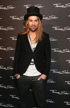 THOMAS SABO and David in London - Launch of the new Spring/Summer ...