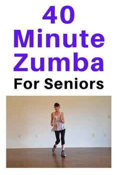 Beginner Cardio Workout, Workout Videos, Fun Workouts, Senior Fitness, Zumba Fitness, Senior Workout, Workout Fitness, Fitness Blogs, Health Fitness
