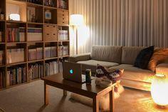 집꾸미기 Cozy Place, Home Studio, House Goals, Home Organization, Corner Desk, Interior Decorating, Sweet Home, Minimalist, Living Room