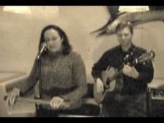 "Wow, 6 and a half years ago (on John's birthday!), after I ran my poetry ope mic I uploaded YouTube video (with the ""old film"" filter) of me (Janet Kuypers) singing (with John on guitar) the Nirvana song ""Verse Chorus Verse / Sappy"" (that I first covered in my band ""Mom's Favorite Vase"" in the 1990s) live at the Cafe open mic I hosted in Chicago 3/23/10."