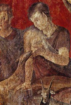 Villa dei Misteri, I a.C. - I d.C. Pompei