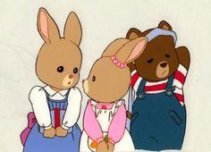 Seguro que muchos recordáis la serie de la conejita Patty y sus amigos.