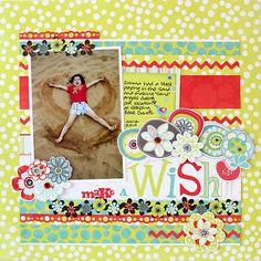 Make A Wish - Scrapbook.com