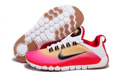 Nike Free Trainer 5.0 NRG Mens Shoe - White Red Peachblow