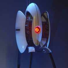 Portal 2 Turret Statue - Take My Paycheck - Shut up and take my money! | The coolest gadgets, electronics, geeky stuff, and more!