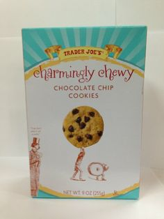 Trader Joe's Charmingly Chewy Chocolate Chip « Blast Grocery
