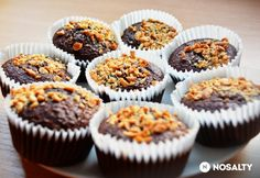 Diétás brownie muffin | NOSALTY
