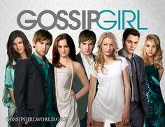 Gossip girl! Loooved Avid Monday night devotee