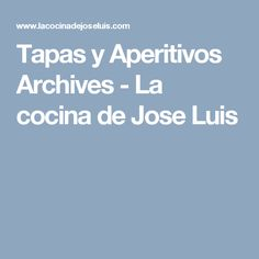 Tapas y Aperitivos Archives - Finger Foods, Bar, Gastronomia, Recipes, Side Dishes, Colombia, Thermomix, Finger Food, Snacks
