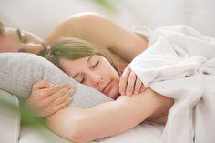 C'est prouvé, dormir à deux est bon pour la santé !