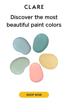 Popular Paint Colors, Paint Colors For Home, Colour Pallete, Color Schemes, Color Combinations, Room Colors, House Colors, Acrylic Paint Set, Paint Swatches