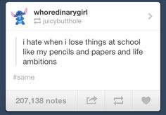 Tumblr funny. School