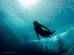 dive below the waves