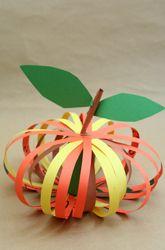 Activities: Paper Pumpkin