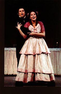 Shannon Mercer  Opera Hamilton 2003